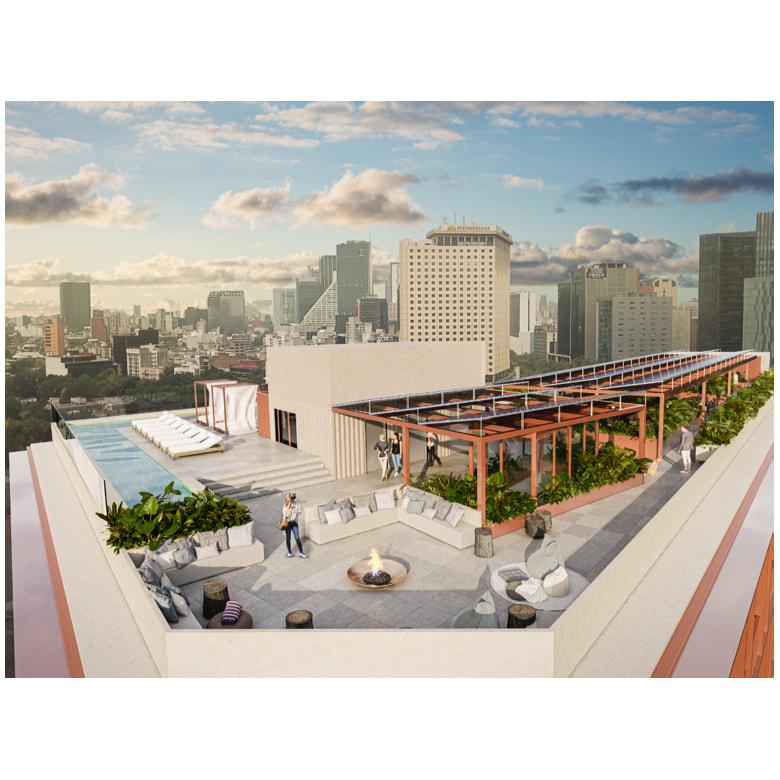 Bucareli - Under Development Project in Mexico - Galery-6