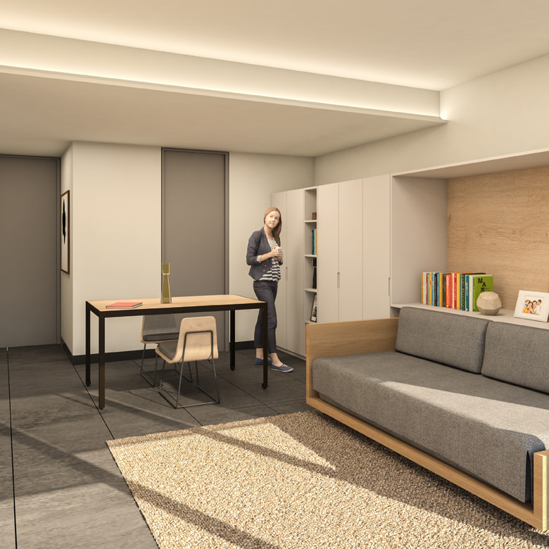 Nomad Polanco - Under Development Project in Mexico - Galery-8